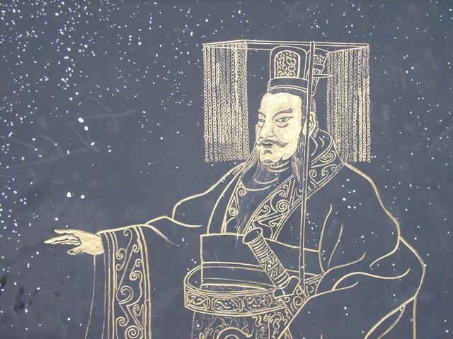 """秦始皇之功绩不容置疑,当得起""""千古一帝""""的称号"""