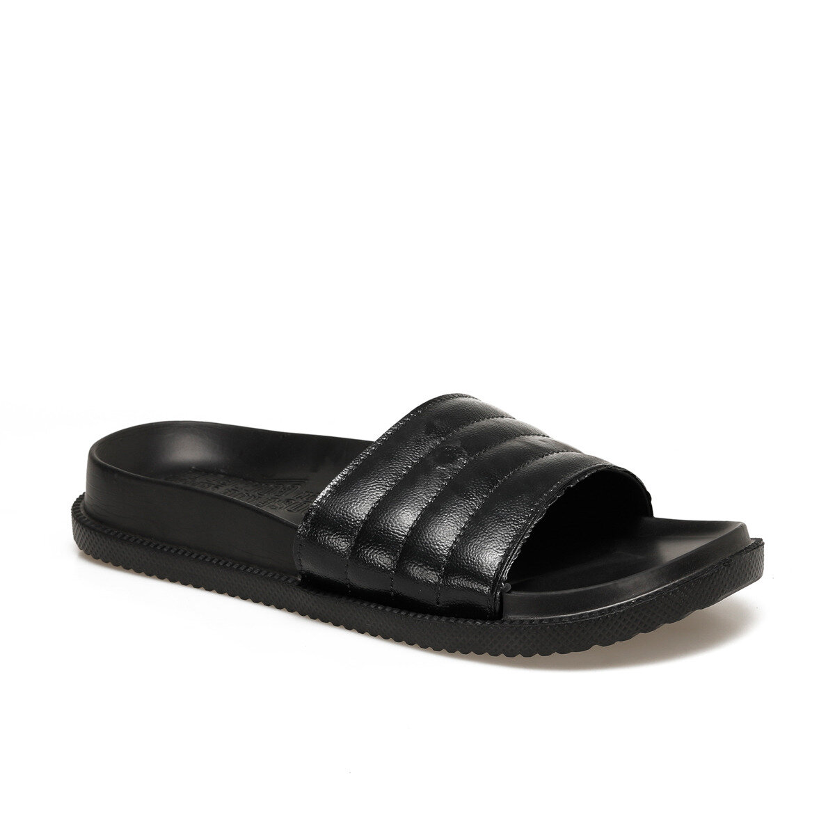 FLO 81.452204.M Black Male Slippers Polaris