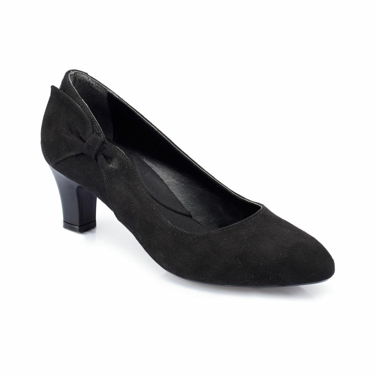 FLO 82.312093.Z Black Women Gova Shoes Polaris