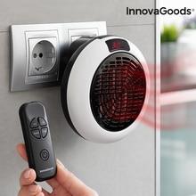 InnovaGoods мини Керамика нагреватель с пультом дистанционного управления Управление 600W