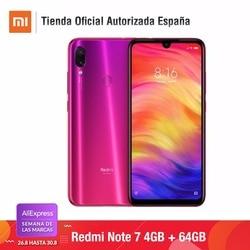 Wersja globalna dla hiszpanii] Xiaomi Redmi Note 7 (pamięci wewnętrzne de 64 GB, pamięci RAM de 4 GB, Camara podwójny trasera de 48 MP) 3