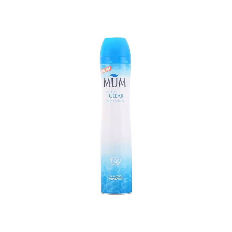 Deodorant Spray Active Clear Mum (200 Ml)