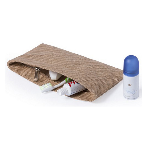 Toilet Bag Jute 145727
