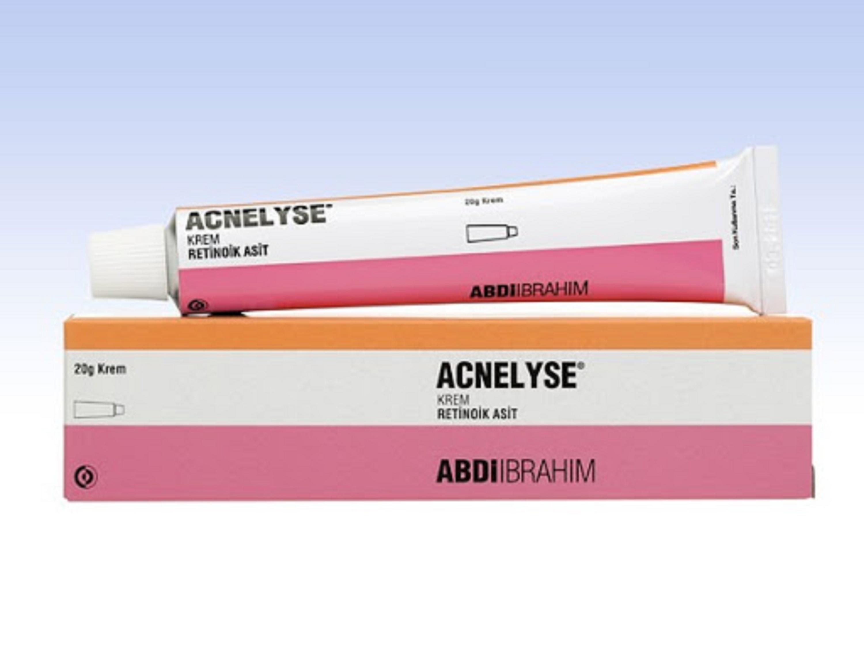 Acnelyse Krem 0.1%-20 Gr