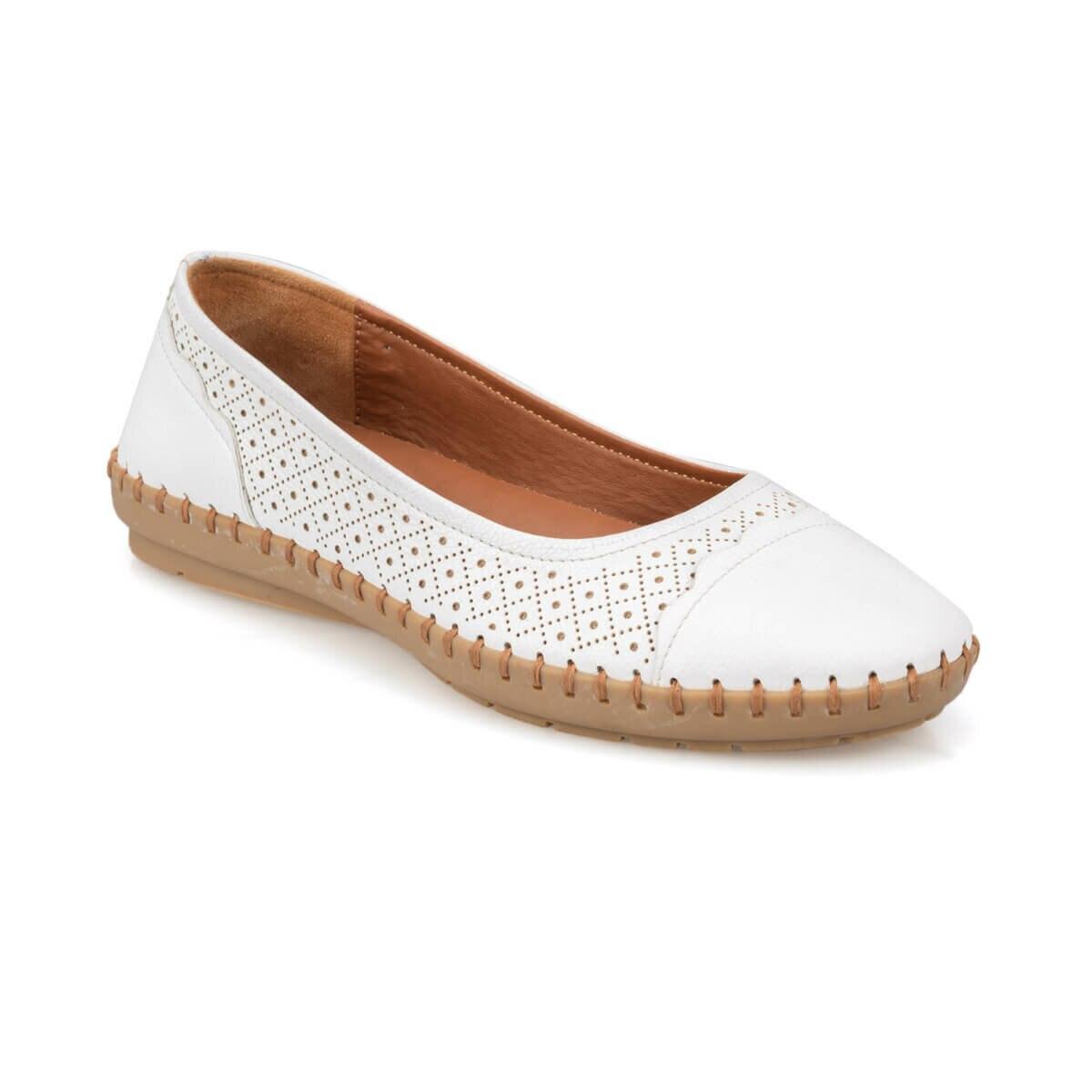 FLO 91.100776.Z White Women 'S Shoes Polaris