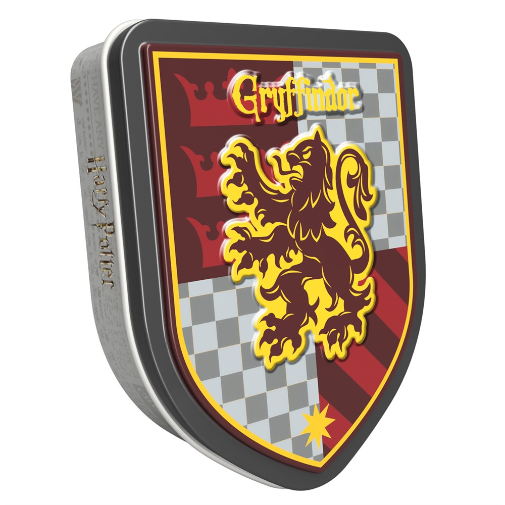 Dragé chewing jelly belly Harry Potter emblem of the faculty of Gryffindor 28 gr.