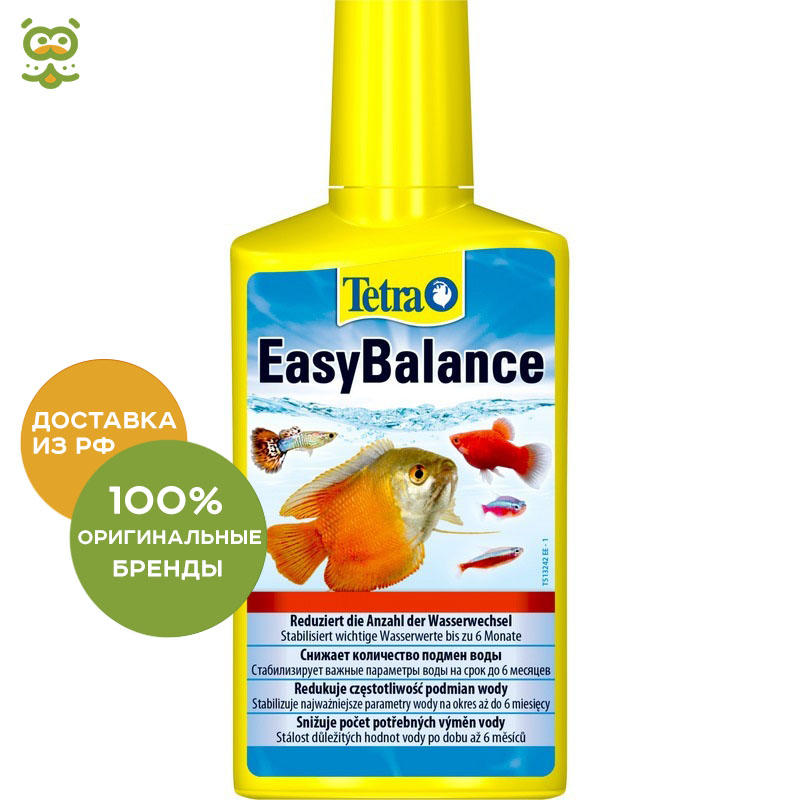 Tetra EasyBalance air conditioning to stabilize the parameters of water, 250 ml.