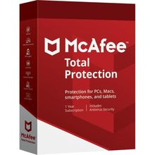 Download McAfee Antivirus PLUS 2021 4 Devices 1 Year WINDOWS ANDROID