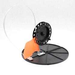 Zherlitsy para la pesca de invierno sin sedal set 10 Uds + bolsa, trap the predator Pike pesca de invierno ассаtackle para aparejos de pesca