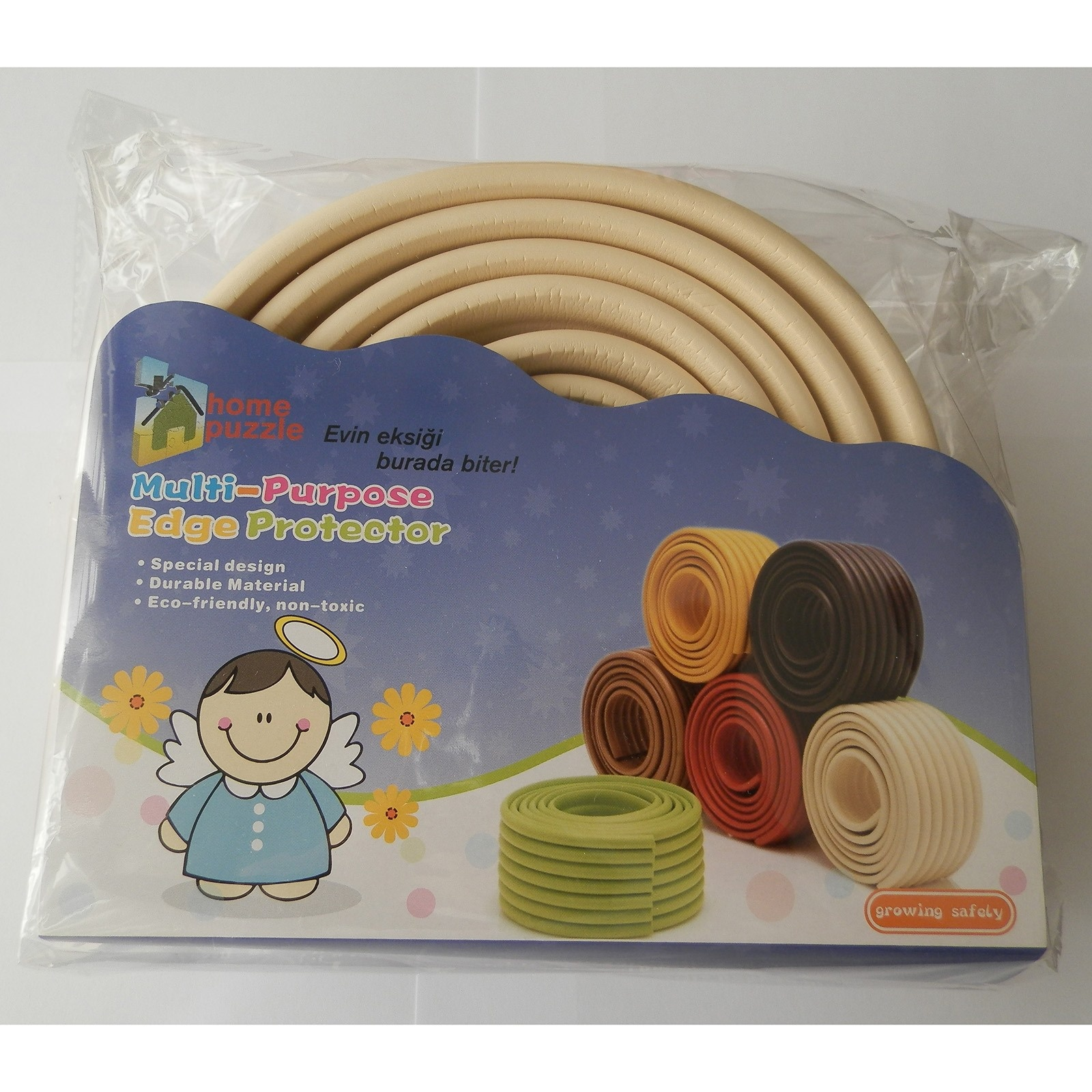 Ebebek Homepuzzle Multi Purpose Corner & Edge Protector