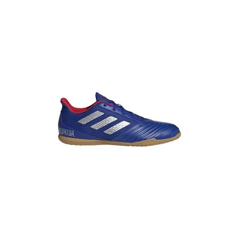 Sneakers Futsal Adult Adidas Predator 19.4 IN Blue