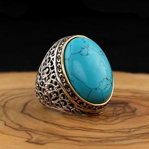 925 Sterling Silver Ring for M