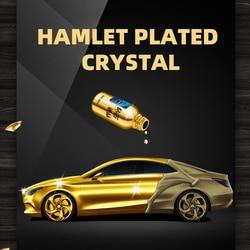 Hamlet Ceramic Car Coating 30ML Hardness Car Polish Motorcycle Paint Care Nano Hydrophobic Coating Anti Scratch Liquid Glass