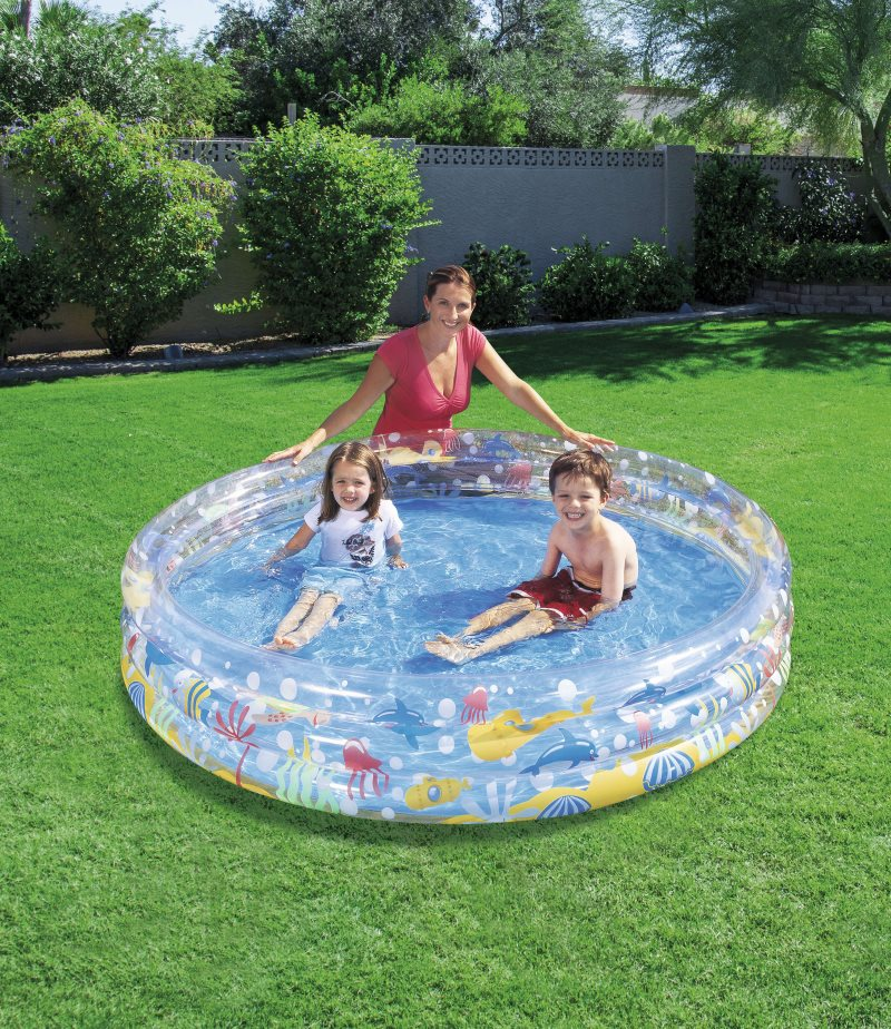 Bestway Inflatable Pool Child Deep Dive 183 Cm-51005