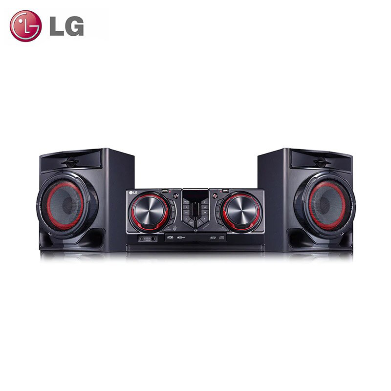 Музыкальный центр LG CJ44