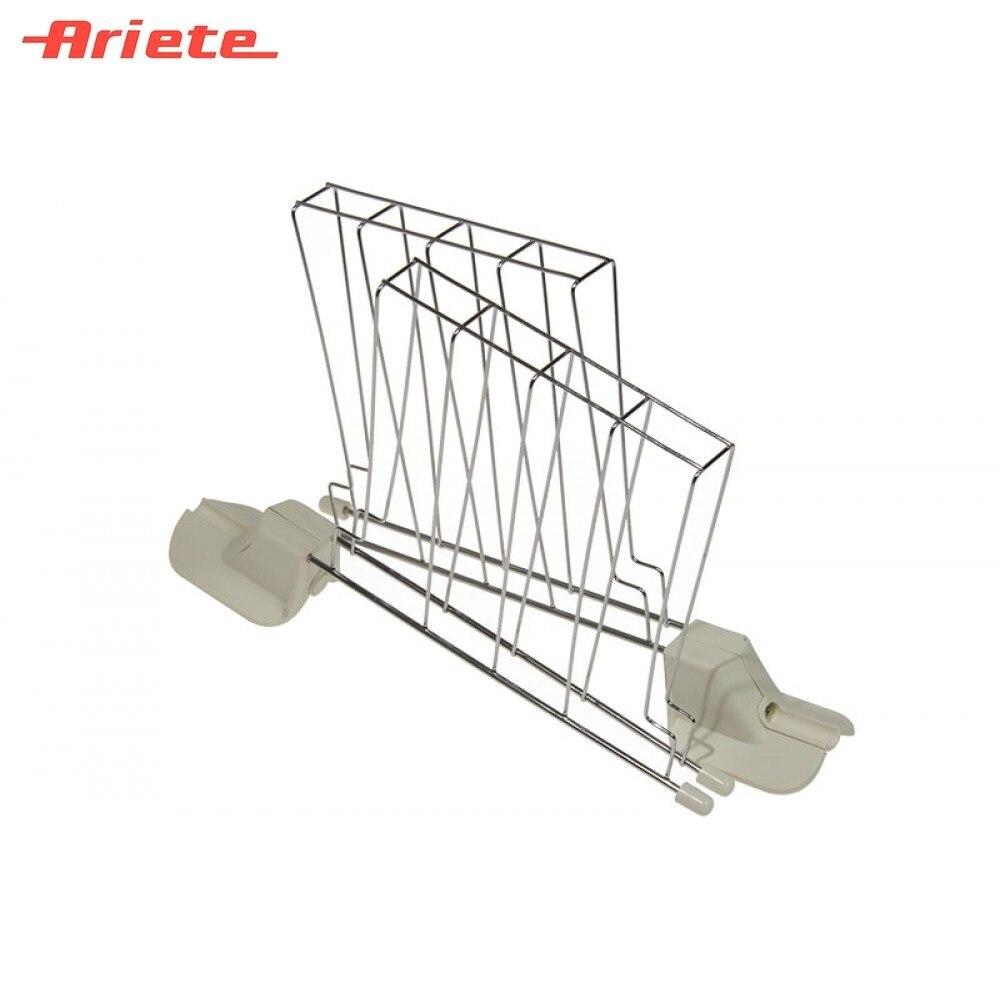 Решетка для тостеров Ariete Vintage для моделей Vintage 155, Classica 158, белый