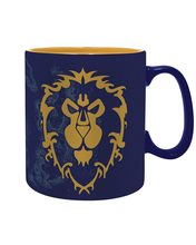 WORLD OF WARCRAFT Taza 460 ml Alliance Por la Alianza!()