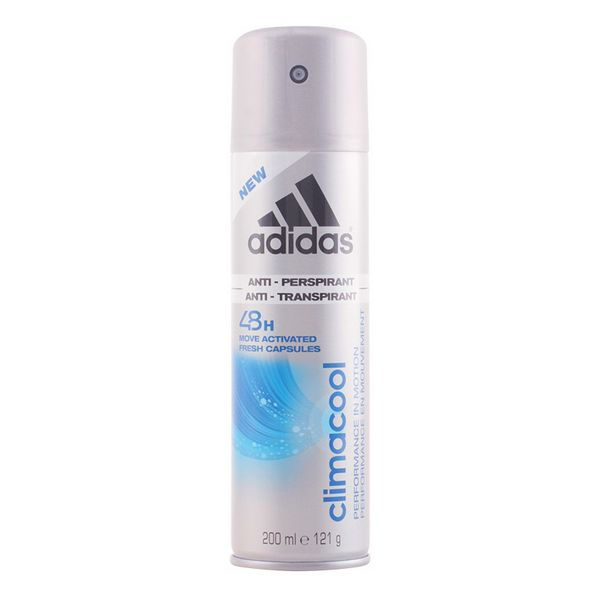 Spray Deodorant Climacool Adidas (200 Ml)