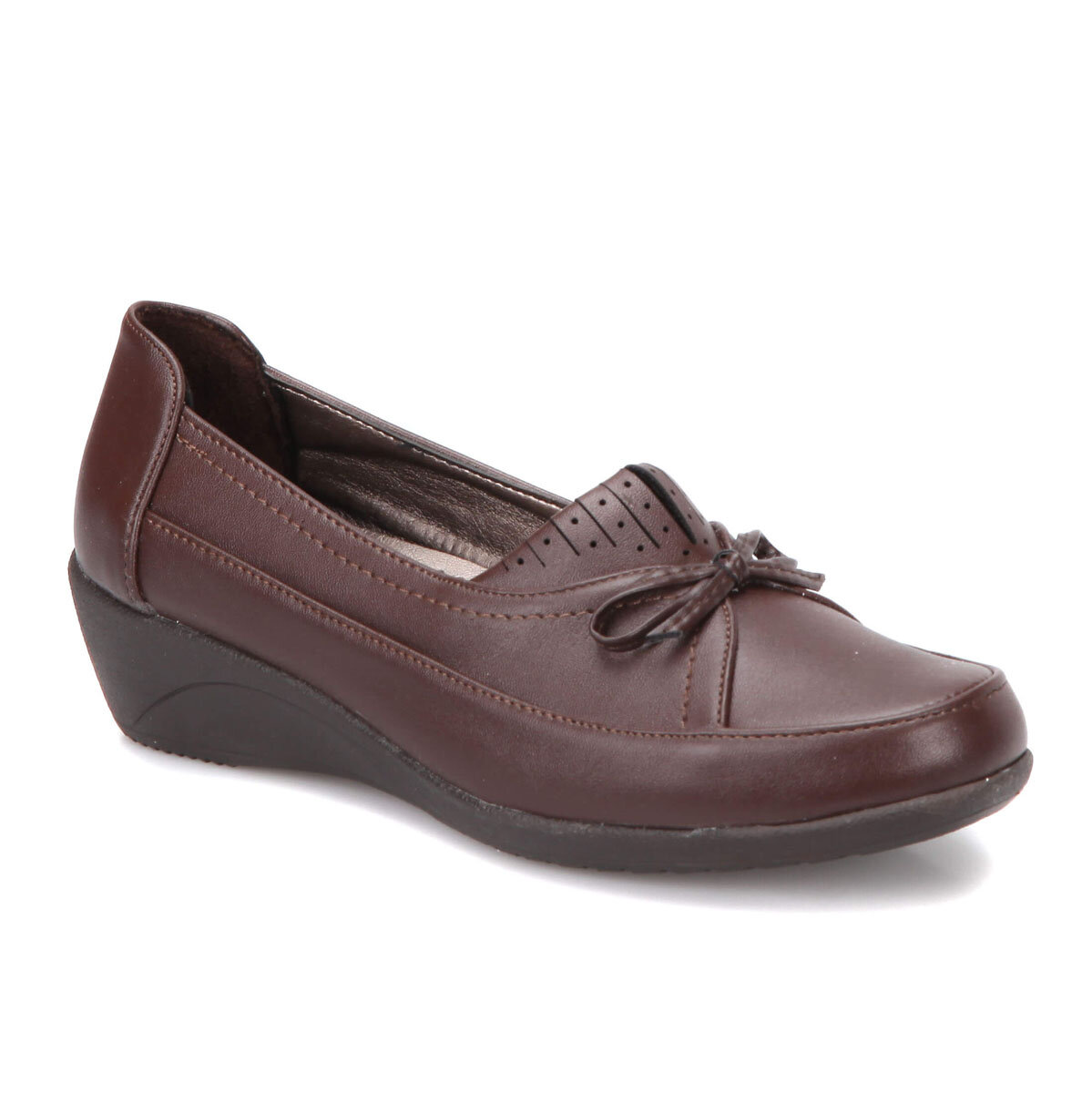 FLO 72.158022.Z Brown Women 'S Comfort Shoes Polaris
