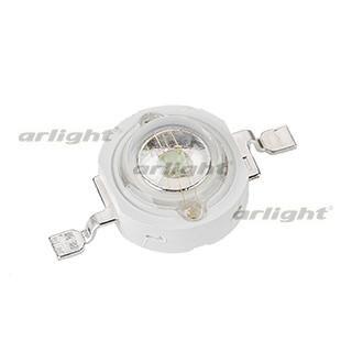 020424 Powerful LED Arpl-1w-epl30 Red Arlight Ruler 50 PCs