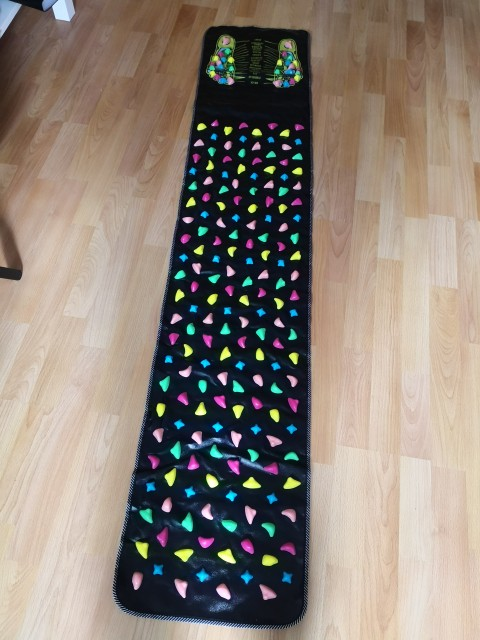 Helpful Foot Massage mat photo review