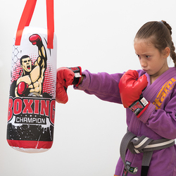 Punch-tasche kinder Champion