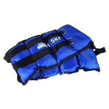 SILAPRO Набор утяжелителей для рук и ног текстильный(2шт х 1,5кг,) 37х15см,
