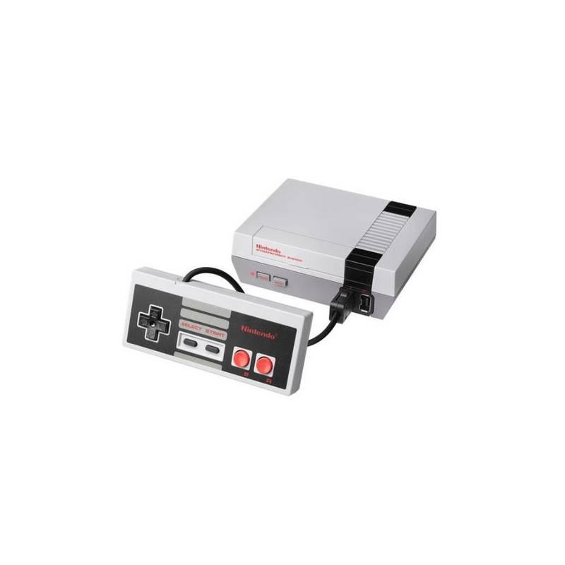 Nintendo Classic Mini Nintendo Gray