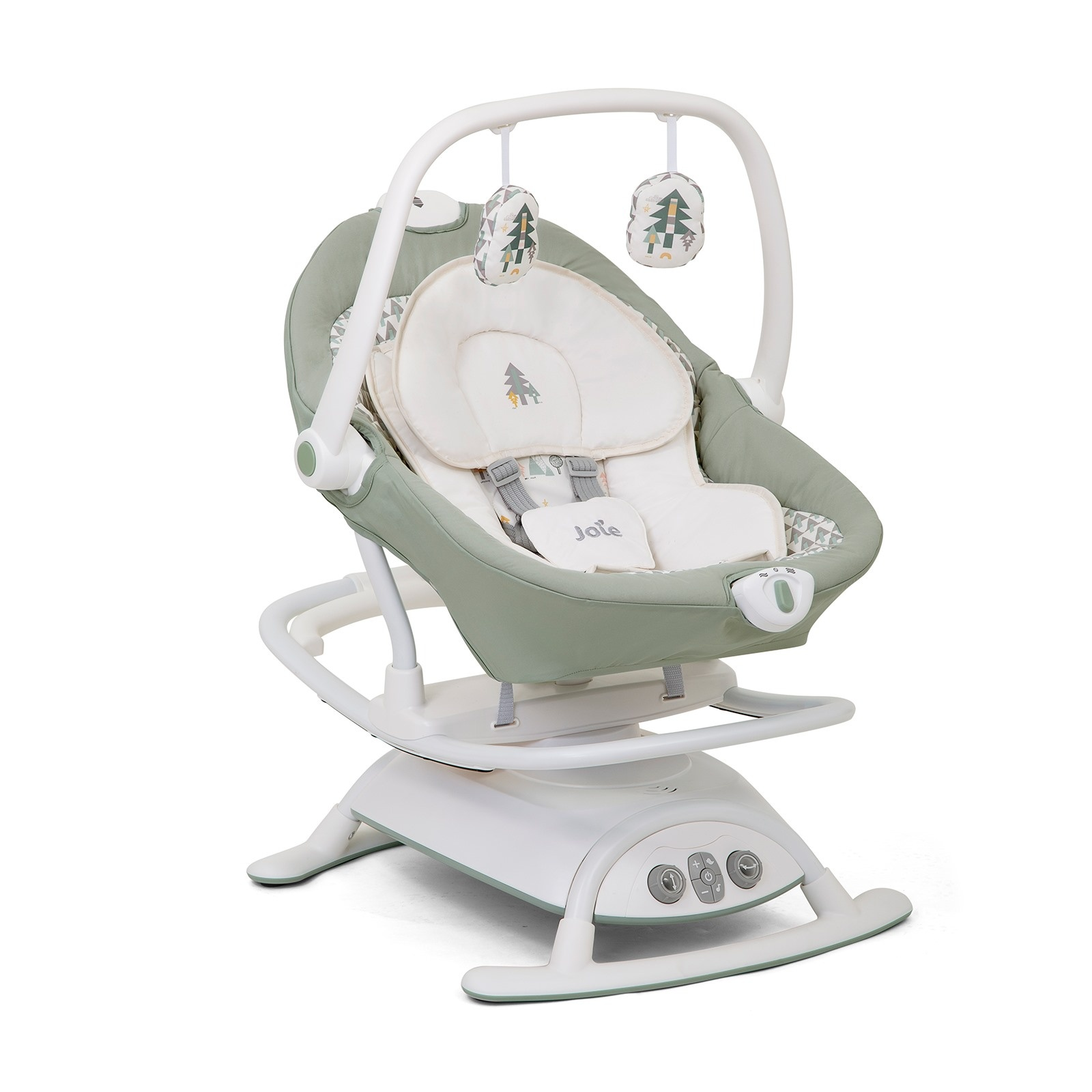 Ebebek Joie Sansa Home Type Baby Bouncer Automatic Swing