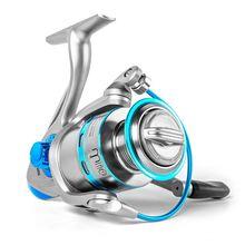 Рыболовная катушка fb1000 7000 для спиннинга 8 кг перетащите
