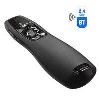 Mando a distancia inalámbrico para Powerpoint Z2, dispositivo portátil de 2,4 GHz, USB, R400, PPT, láser rojo, presentador