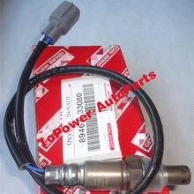 OEM 89467-33080 czujnik tlenu dla TToyota Camry SScion tC 2.4L 2003-2010 4 drutu działających na rynku wyższego szczebla z przodu Lambda O2 czujnik 8946733080