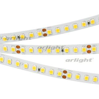 024553 Tape RT 2-5000-50m 24 V Warm3000 2x (2835, 160 LED/M, Lux) Arlight Coil 50m