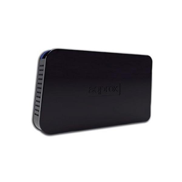 "External Box approx! appHDD05BK 2.5"" USB 2.0 Black|Internal Hard Drives| |  - title="