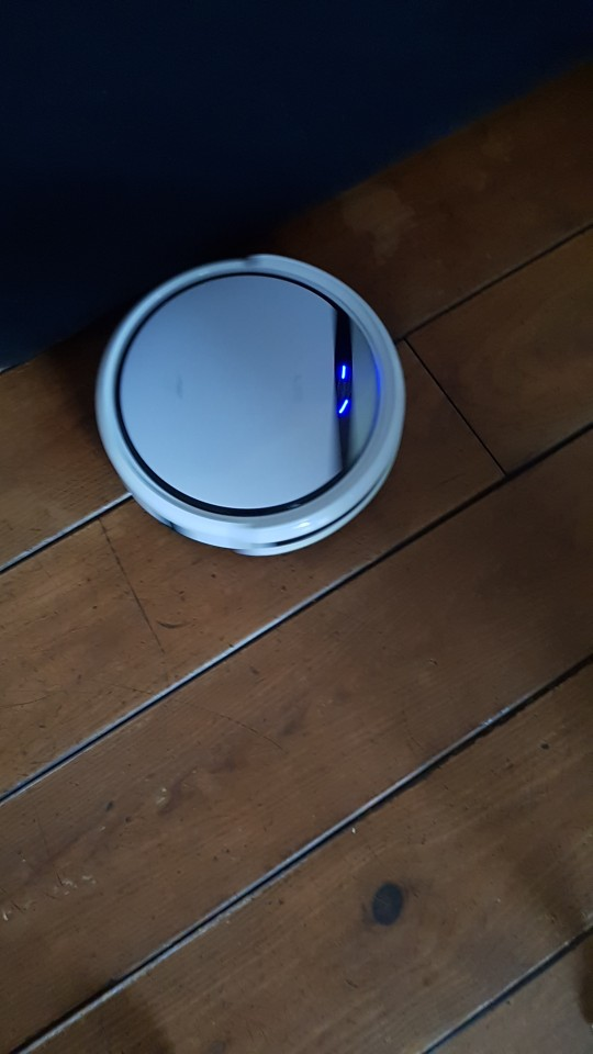 ILIFE V3s Pro Robot Vacuum Cleaner Home Household Professional Sweeping Machine for Pet hair Anti Collision Automatic Recharge-in Vacuum Cleaners from Home Appliances on AliExpress