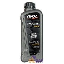 Igol Process Gold 5W-40 1л/5л