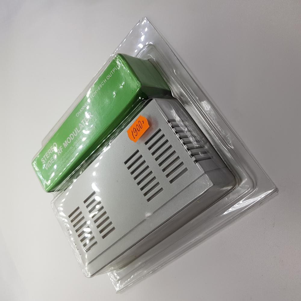 Stereo Video RF Modulator Chanel 21ch-69ch Output