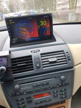 I have a bmw x3 2004 can bus not working and the connection with the steering wheel contro