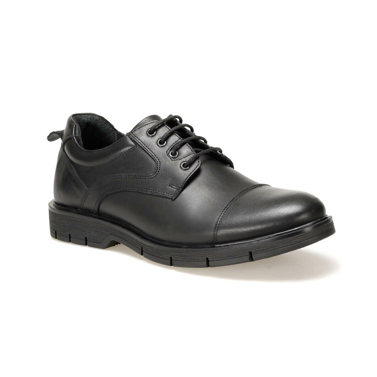 FLO 2020 Black Men 'S Classic Shoes Garamond