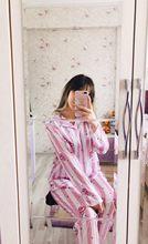 Пижамный комплект BTS BT21 K-pop, Пижамный костюм для сна, Куки, коя Ван рдж, набор пижам с рисунком крошечного загара, набор пижам BTS KPOP, идея подарк...