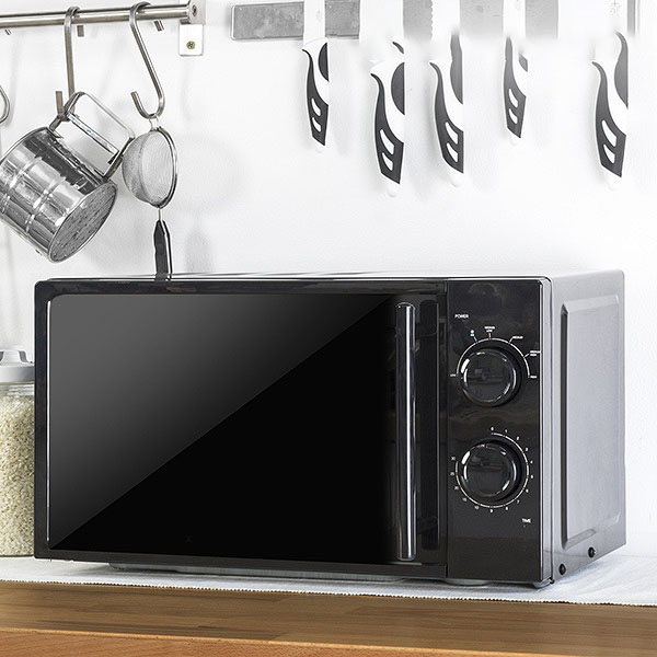 Cecotec All Black Microwave 1367 20 L 700W Black