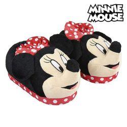 Kapcie do domu 3d Minnie Mouse Red na
