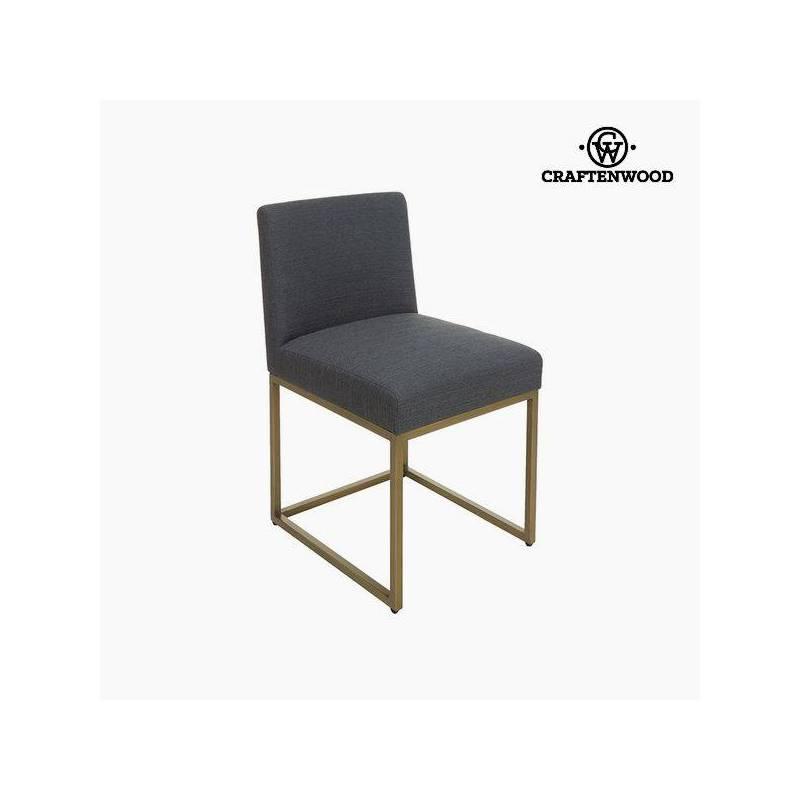 Chair Mdf Oak (58x45x81 Cm) By Craftenwood