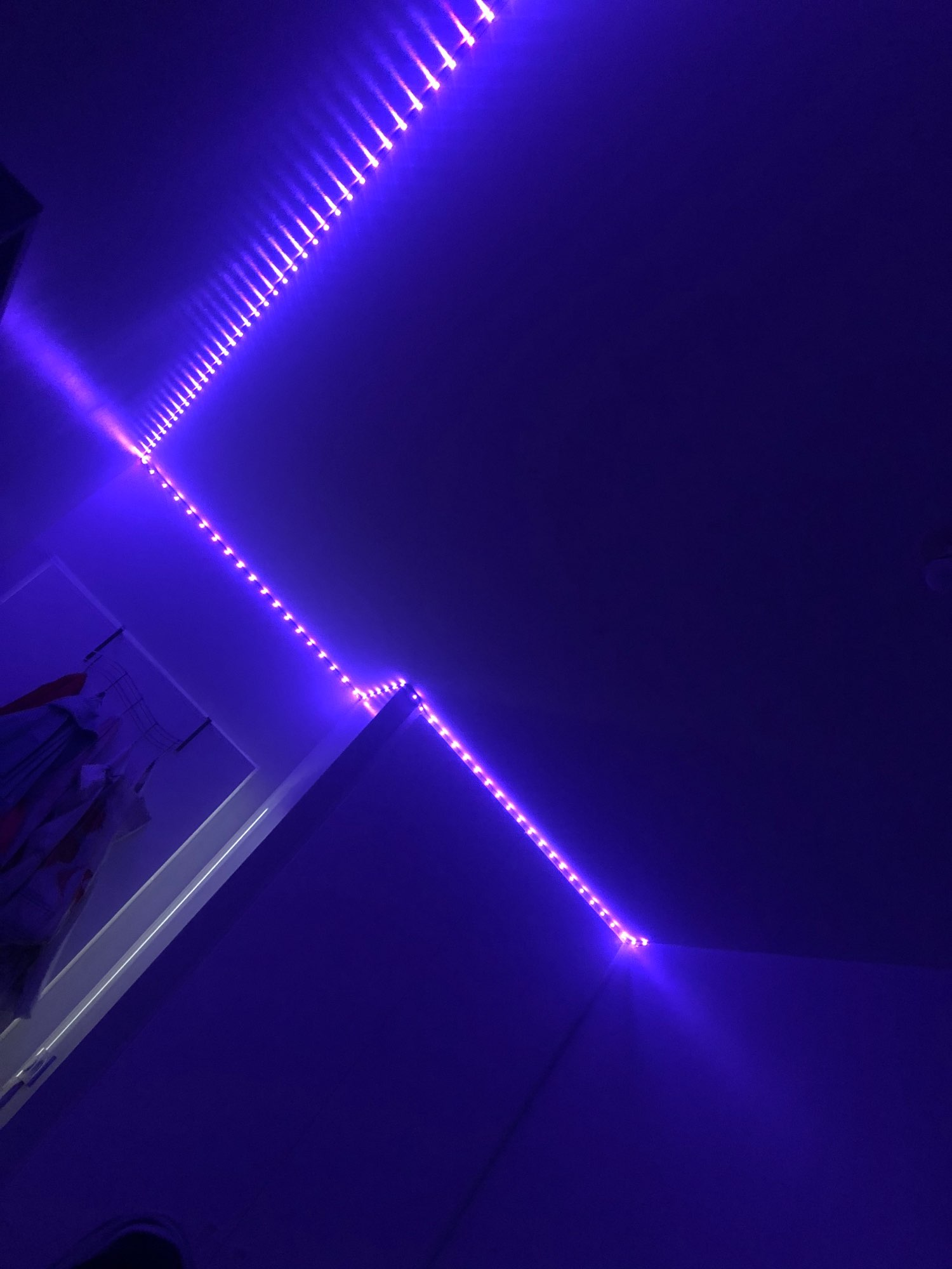 LED Stripes with Remote Control and Adapter photo review