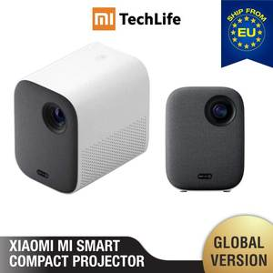 Projector Cinema Office Smart Home Portable Compact TV Video LED Mi WIFI for