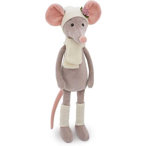 부드러운 장난감 오렌지 장난감 마우스 간호사 회색 20 cm