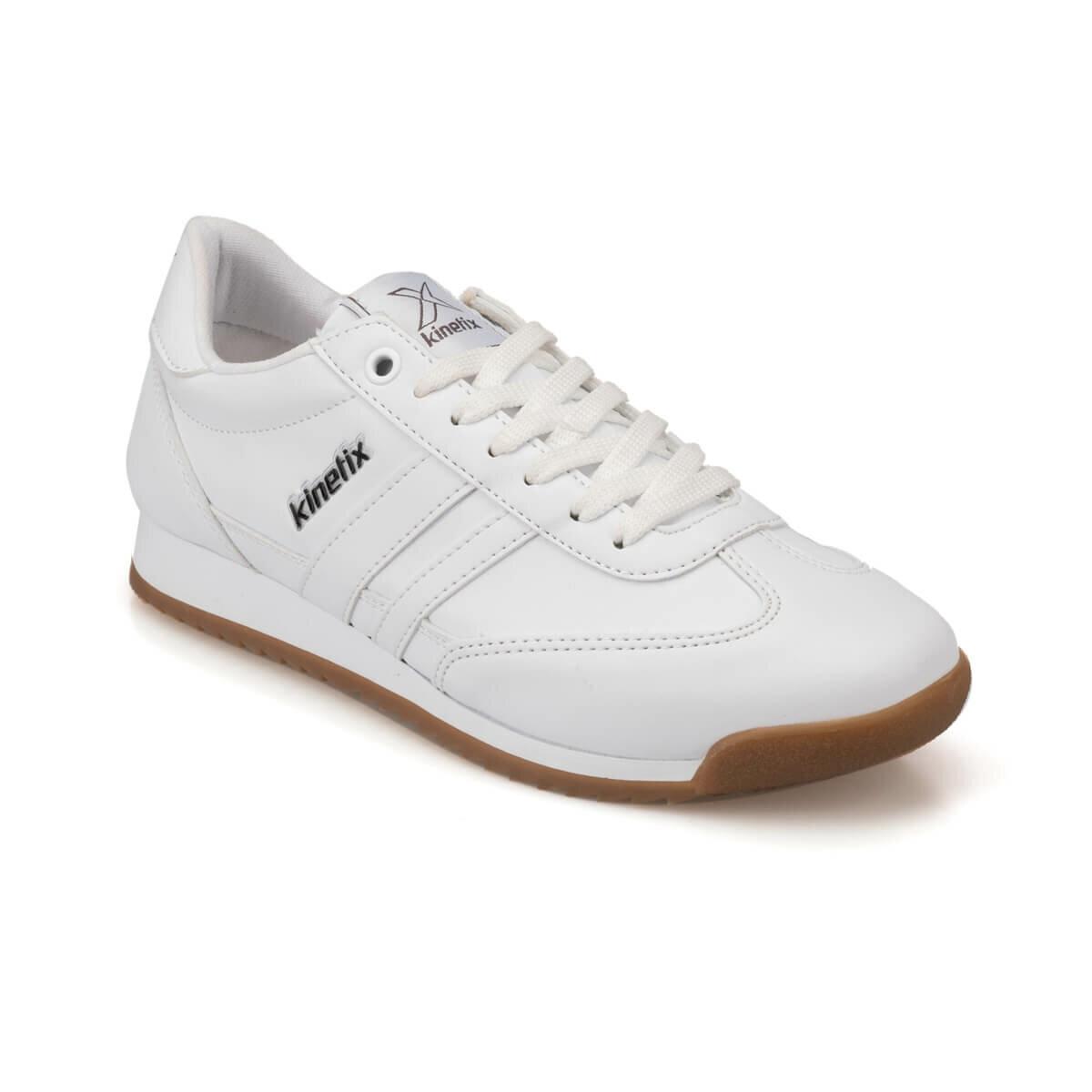 FLO HALLEY PU W 9PR White Women 'S Sneaker Shoes KINETIX