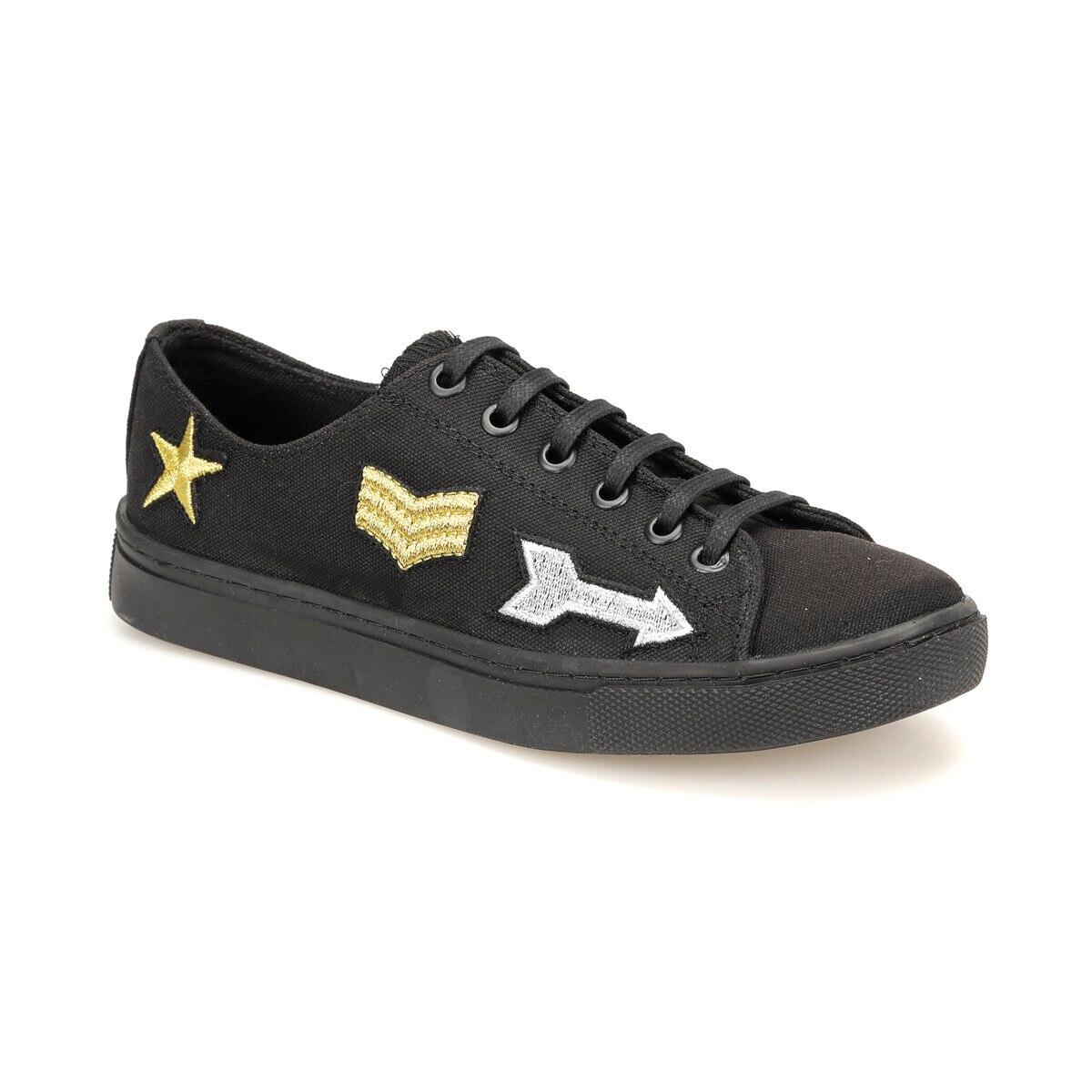 FLO 18S-042 Black Women Shoes BUTIGO