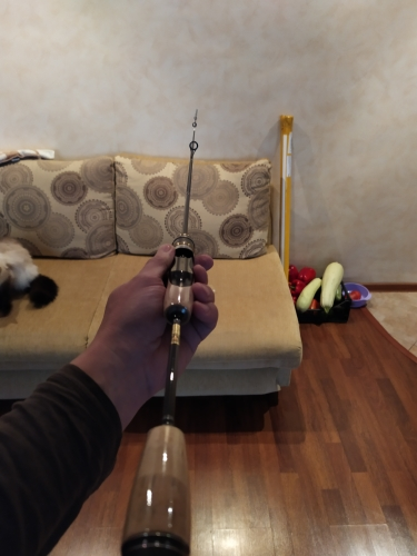 Varas de pescar Energia Promoção! Spinning