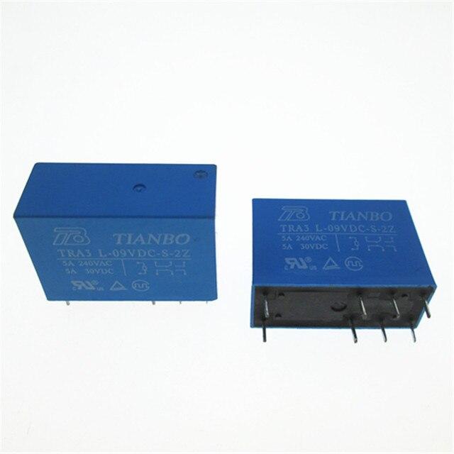 Batterie relais 9V   Nouvelle collection, TRA3,, 9VDC, DC9V, 9V, TIANBO DIP8